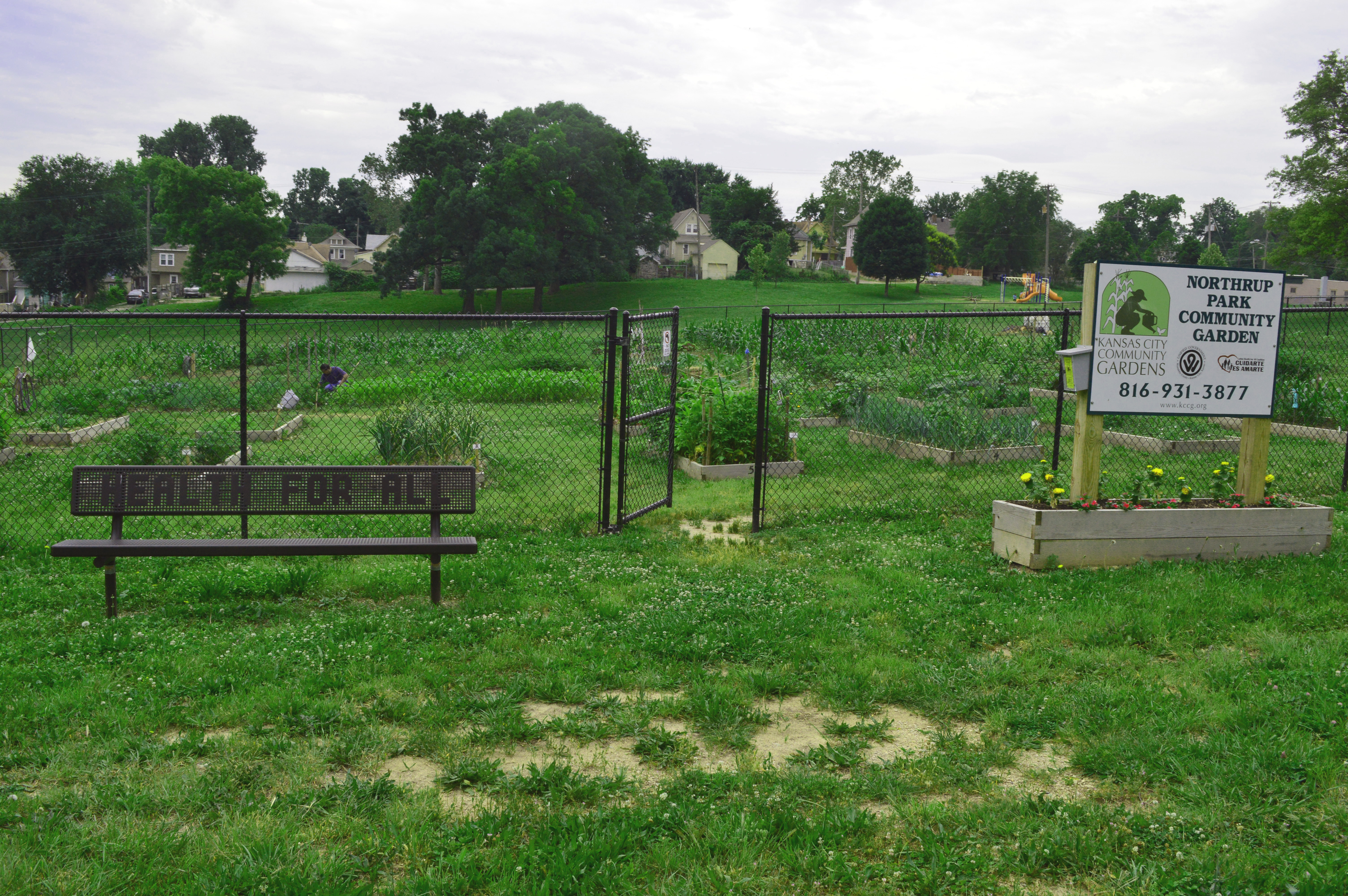 Wyandotte County Kansas Growing Food Connections